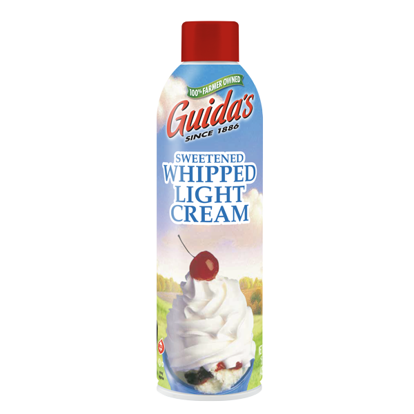 Whipped Cream Can